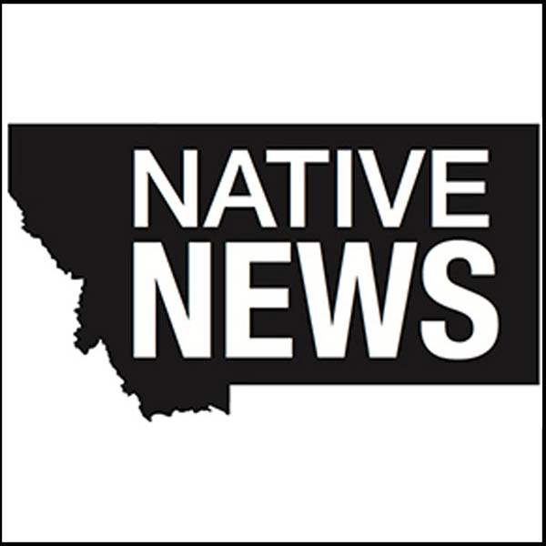 logo for the Native News Project