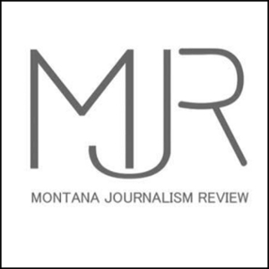 logo for Montana Journalism Review